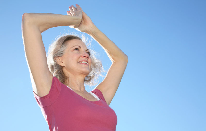 older-woman-stretching